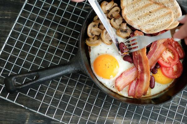 تبدیل صبحانه به عادت