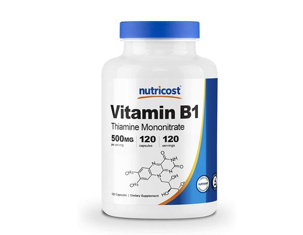 عوارض مصرف ویتامین ب۱