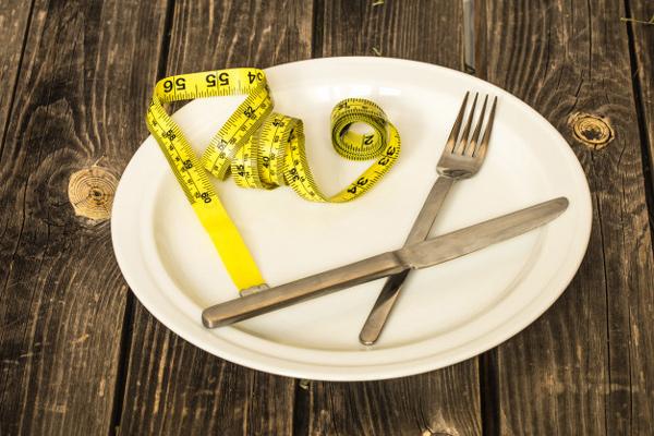 حذف وعده شام برای لاغری