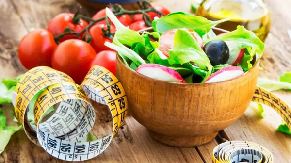 اهمیت رژیم غذایی دیابت
