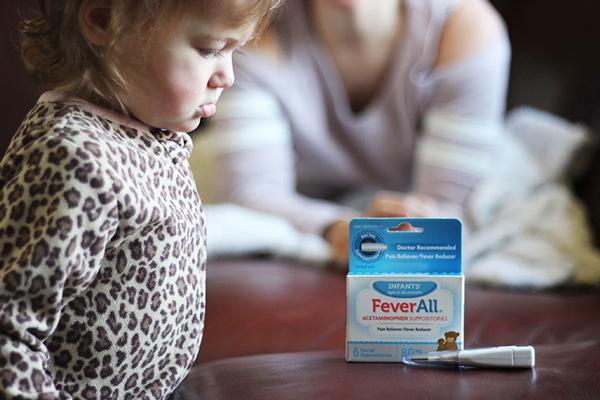 داروهای تببر در کودکان کدامند