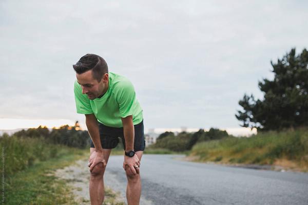 تنگی نفس در هنگام انجام فعالیت¬های ورزشی