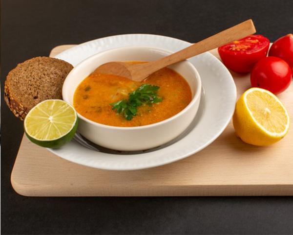 طرز تهیه سوپ سبزیجات زمستانی