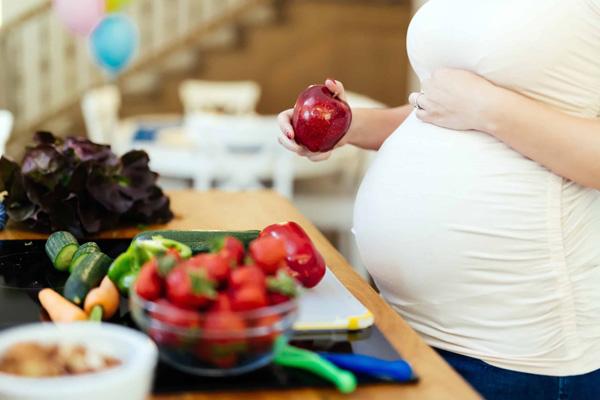 کمبود ویتامین ب۲ در زنان باردار