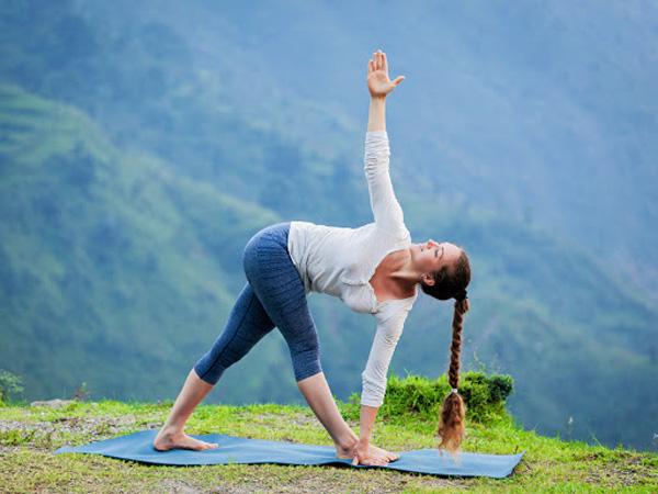 افزایش حجم ریه با تمرینات تنفسی