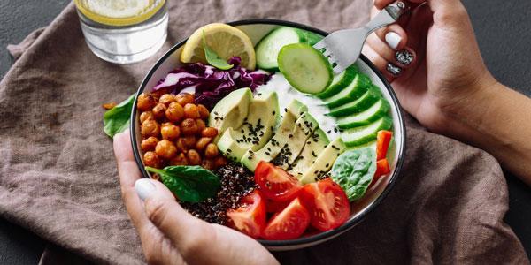 ایکیگای و رژیم غذایی