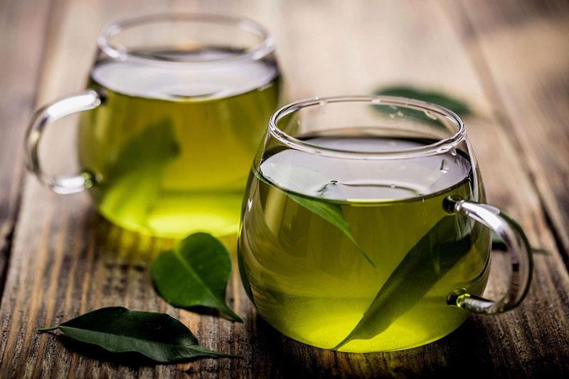 خواص چای سبز برای سلامت پوست