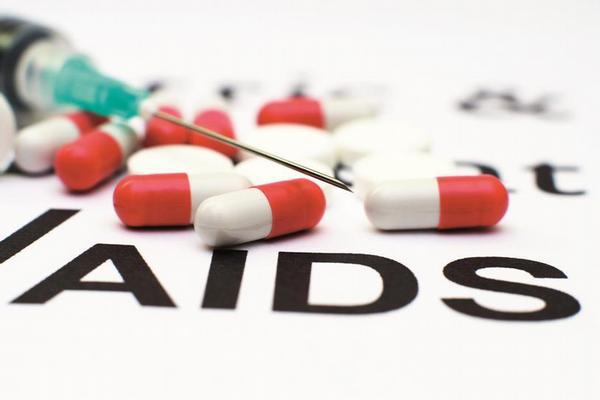 بیمار ایدز