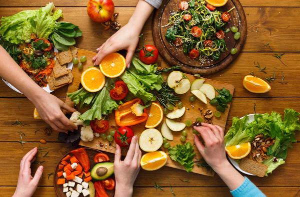رژیم خام گیاه خواری