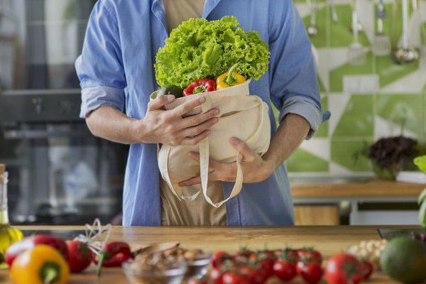 فواید مصرف سبزیجات خام