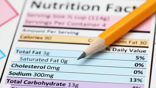 شمارش کربوهیدرات در رژیم غذایی برای دیابت نوع دو