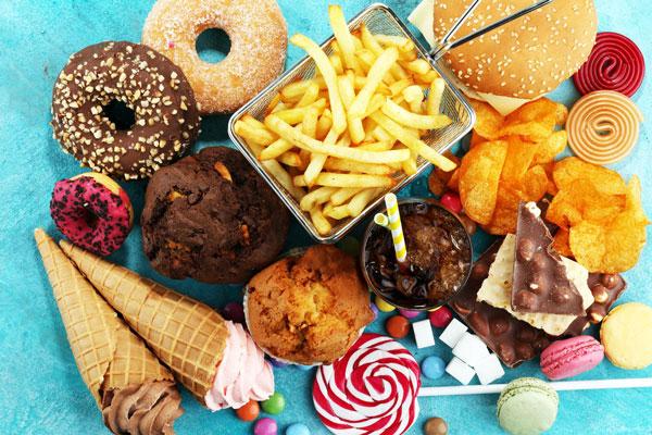 پرهیز غذایی در رژیم غذایی دیابت نوع دو