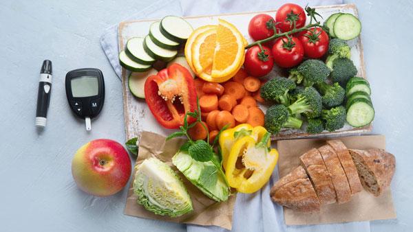 رژیم گیاهخواری در دیابت نوع دو