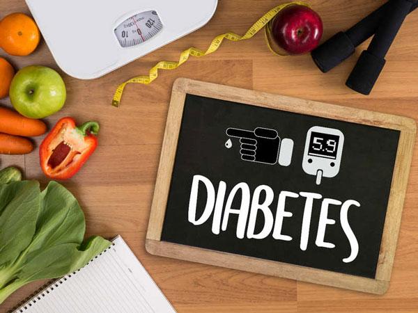رژیم غذایی در دیابت نوع دو