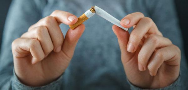 سالم نگه داشتن ریه با ترک سیگار