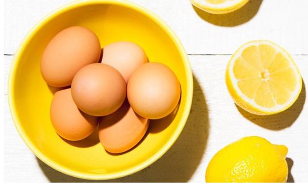 دستور تهیه ماسک زرده تخم مرغ برای جوش