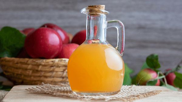 درمانهای خانگی زگیل تناسلی زنان سرکه سیب