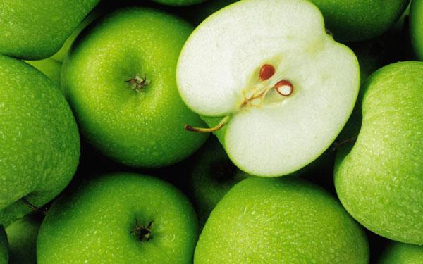 سیب  حاوی کربوهیدرات سالم