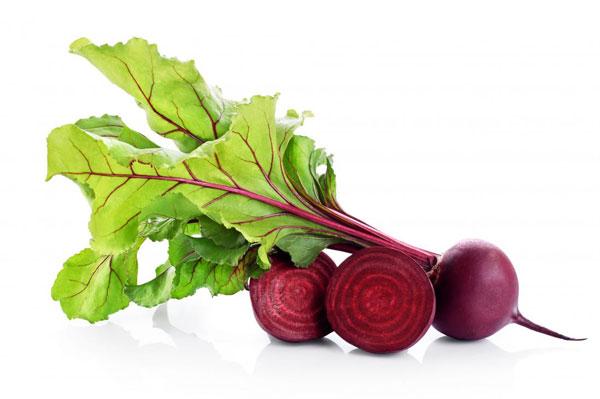 سبزیجات حاوی کربوهیدرات سالم چغندر