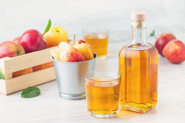 میزان مناسب مصرف سرکه سیب