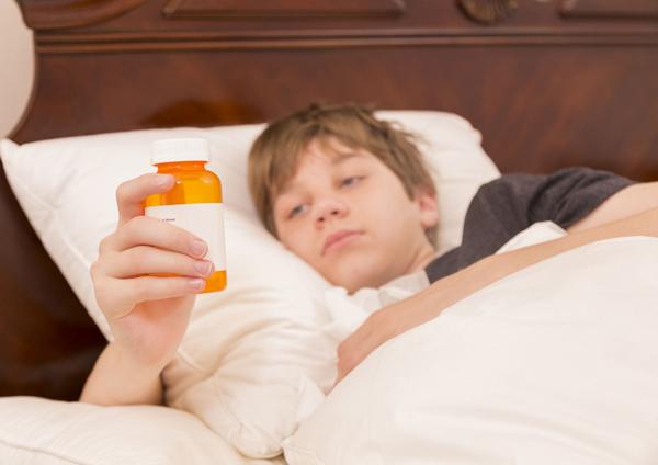 عوارض قرص خواب برای کودکان