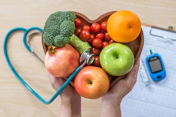 نمونه یک رژیم غذایی چاقی برای افراد مبتلا به دیابت و لاغری ناشی از آن