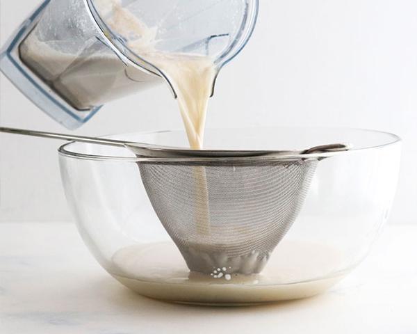 طرز تهیه شیر جو دوسر در خانه