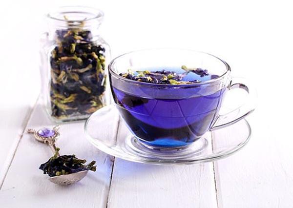 فواید گل گاو زبان، چای و دمنوش آن