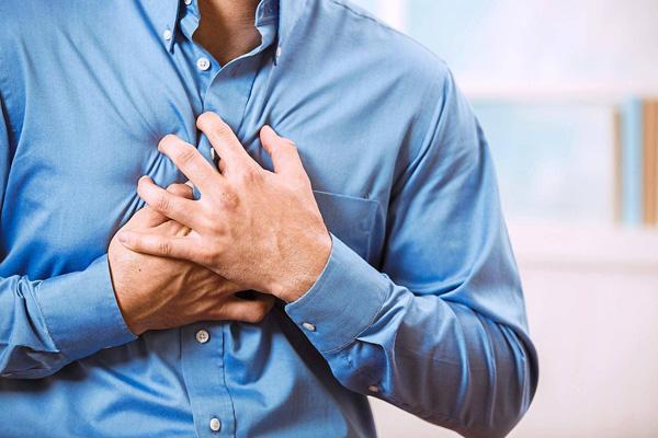 درد قلب از چیست