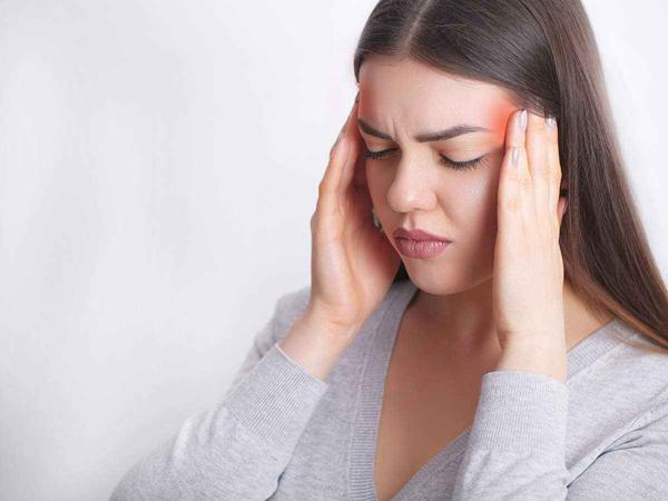 دمنوش برای سردرد میگرنی