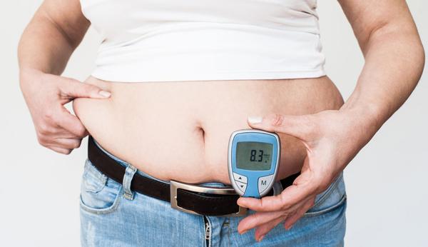 چرا چاق شدن افراد مستعد به دیابت خطرناک است؟