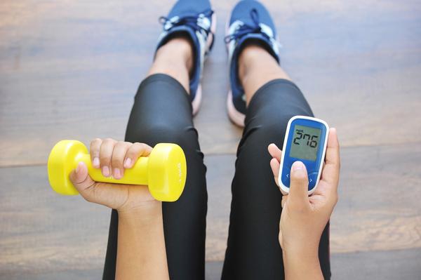 درمان چاقی افراد دیابتی