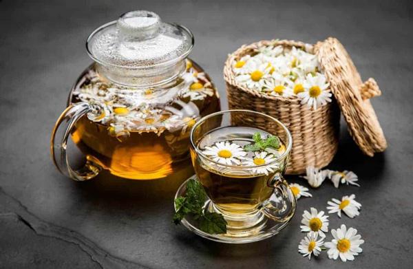 چای بابونه چه خواصی دارد