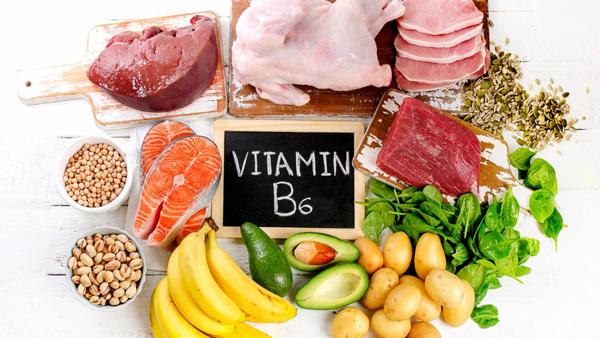 منابع غنی ویتامین ب۶