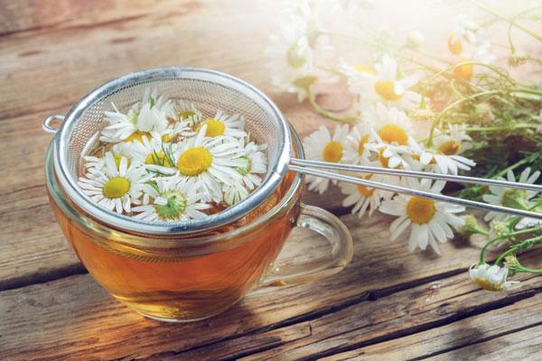 چای بابونه چگونه تهیه میشود