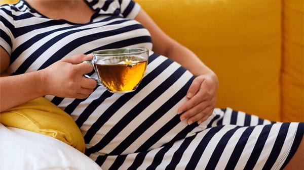 چای بابونه در دوران بارداری