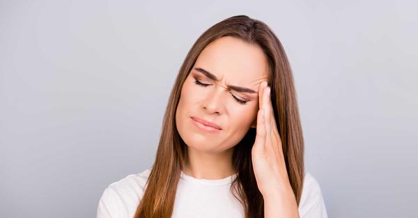 عفونت گوش میانی و سردرد