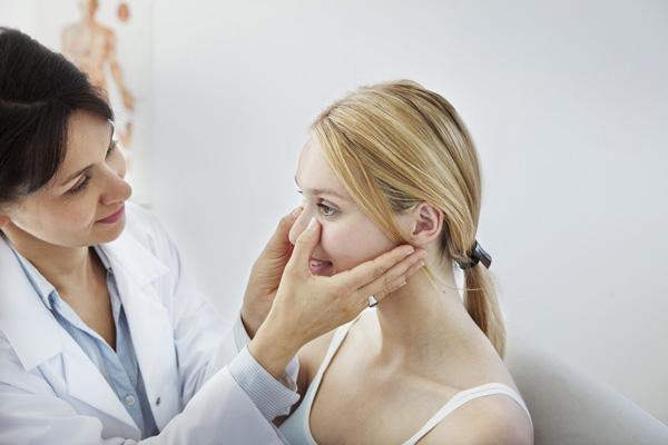 عفونت سینوسی چگونه تشخیص داده میشود