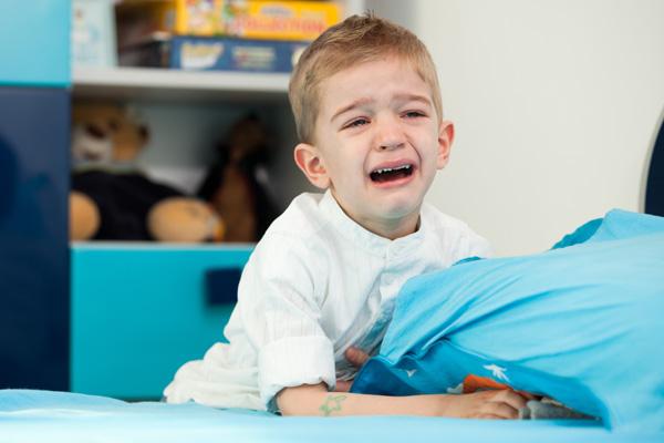 علت شب ادراری کودکان چیست