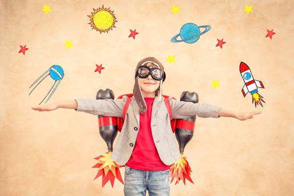 راههای افزایش خلاقیت در کودکان