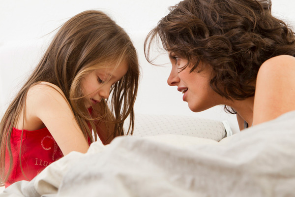 مقابله با دروغگویی کودک