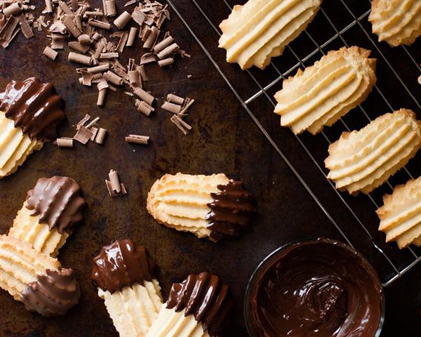 طرز تهیه شیرینی اتریشی آسان برای عید نوروز