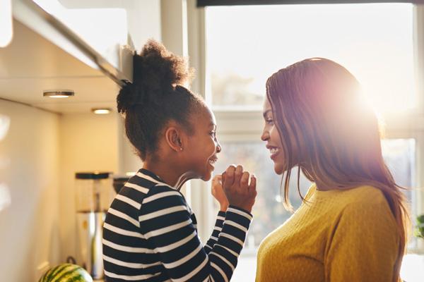 روشهای صحبت کردن با کودک