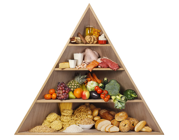 مقدار روزانه مورد نیاز مواد مغذی