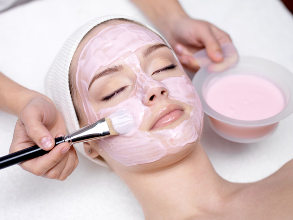 ماسک شیر و گلاب برای پوست