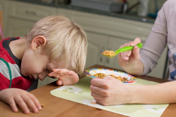 عوارض پزشکی بیاشتهایی در کودکان