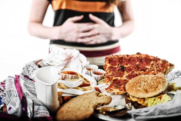 علائم پرخوری عصبی چیست