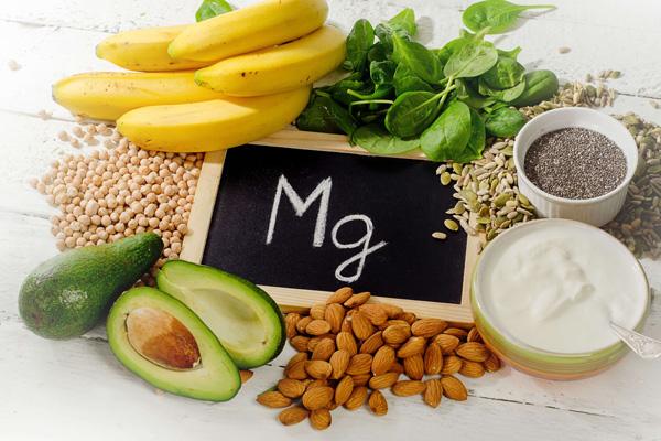 به رژیم غذایی خود منابع غنی منیزیم اضافه کنید