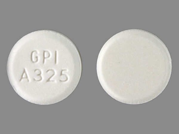 استامینوفن ۳۲۵ برای کودکان