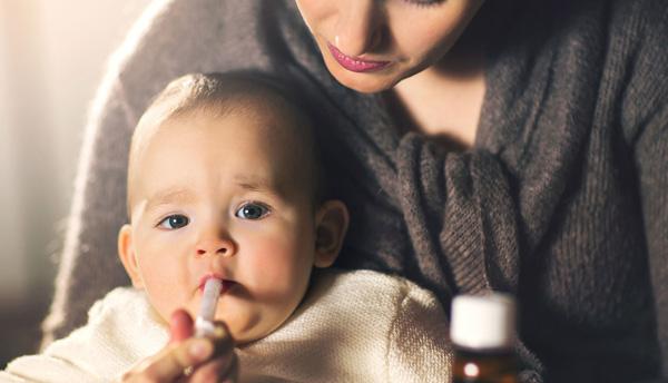 شربت استامینوفن برای کودکان و نوزادان
